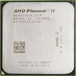 Процессор AMD Phenom II X2 511 AM3